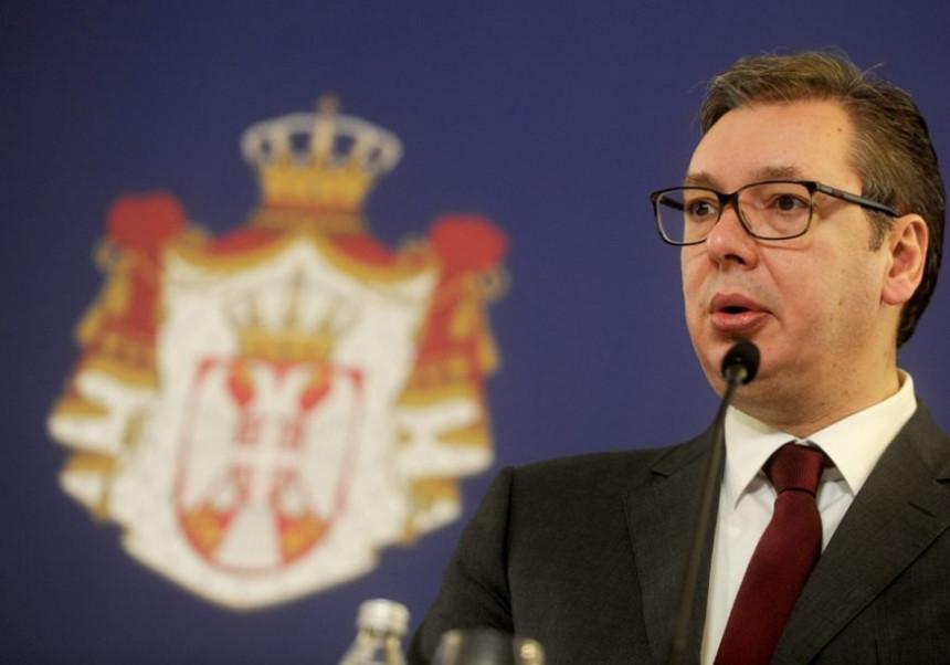 Vučić o bojkotu Lavrova: Odnosi sa Rusijom su različiti