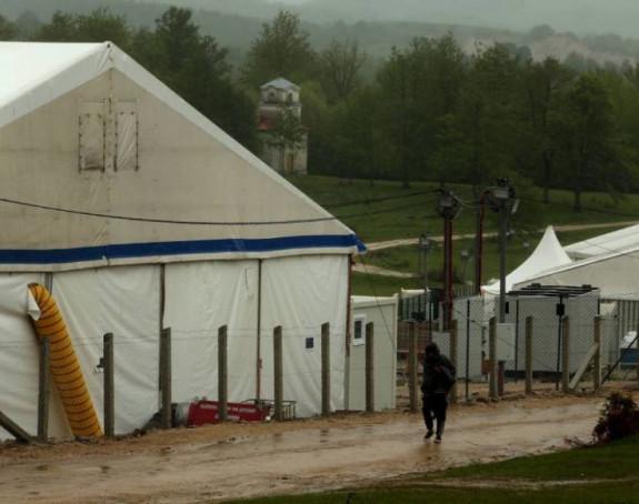 """Ponovo odgođeno zatvaranje migrantskog kampa """"Lipa"""""""