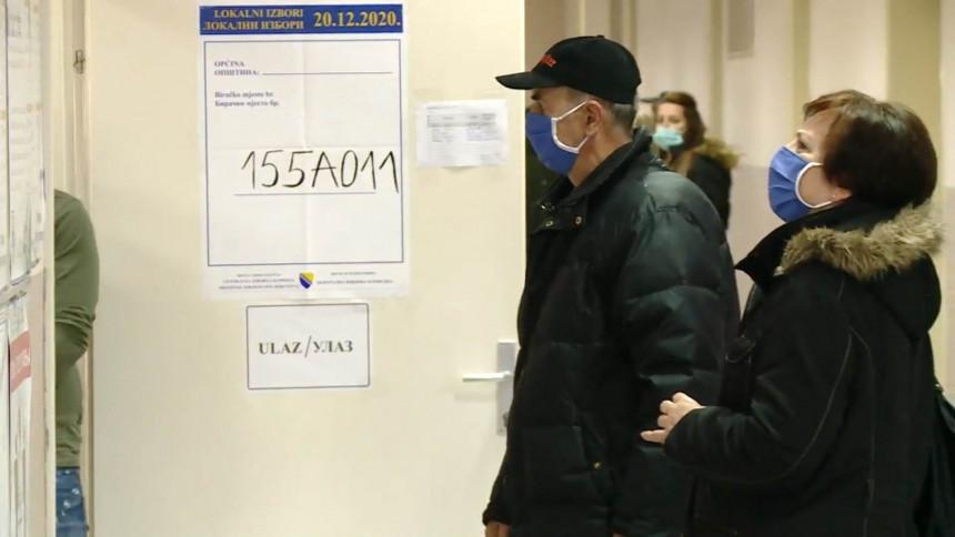 Objavljeni prvi rezultati CIK-a za izbore u Mostaru