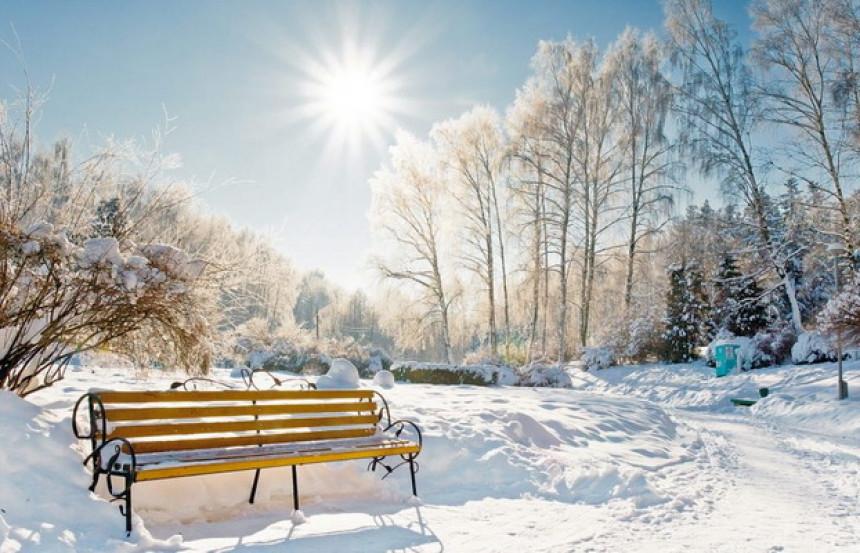 Počinje zima, danas najkraći dan u godini