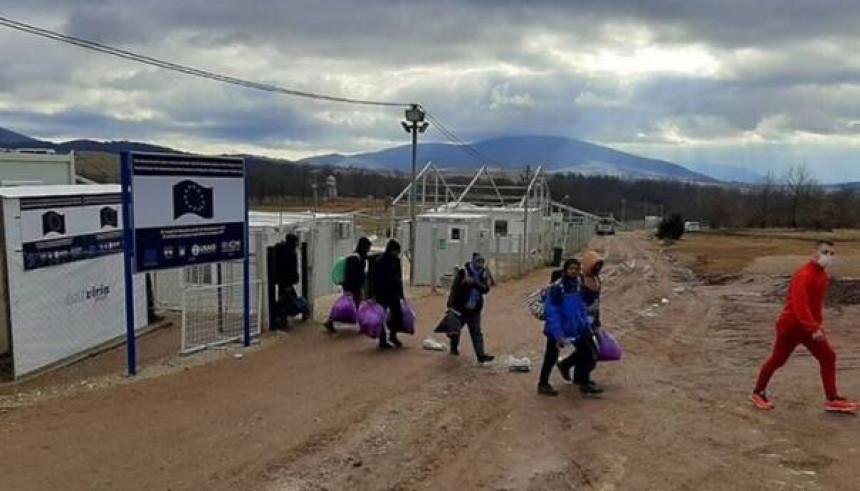 EU se oglasila: Migrante prebaciti u Biru