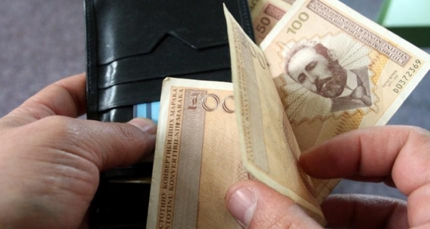 U Republici Srpskoj prosječna plata 969 KM