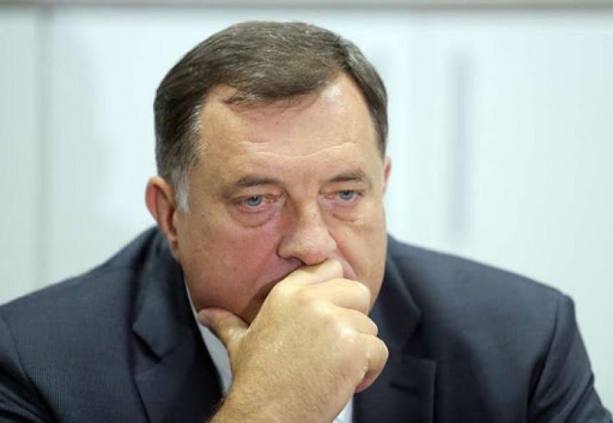 UKC Srpske: Dodik se osjeća dobro