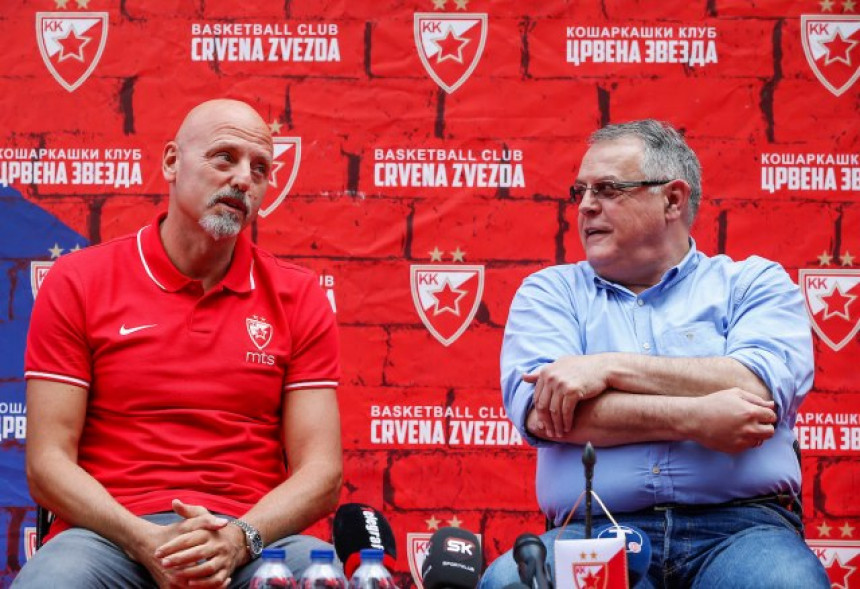Zvanično: Zvezda se razišla sa Obradovićem!