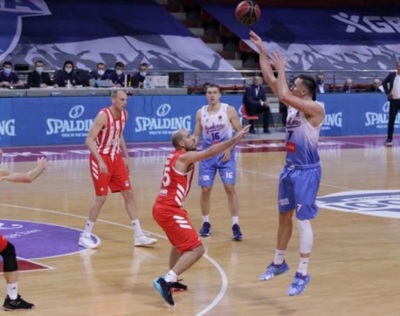 Igokea pobijedila Crvenu zvezdu rezultatom 85:65