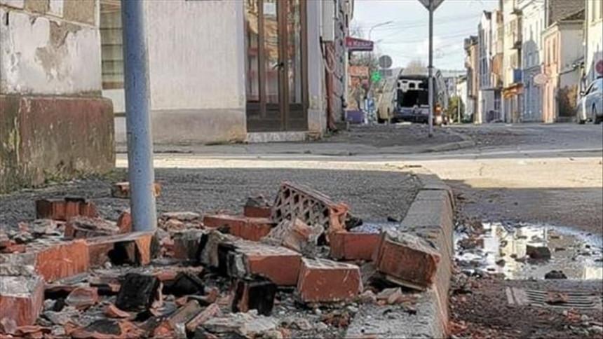 U Kostajnici je oštećeno 60 odsto objekata