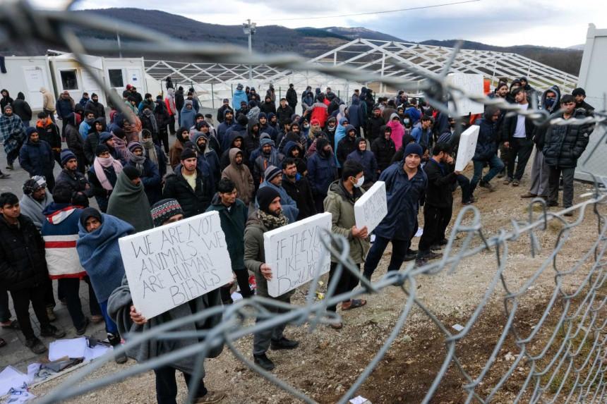 Dodatnih 3,5 miliona eura za pomoć migrantima