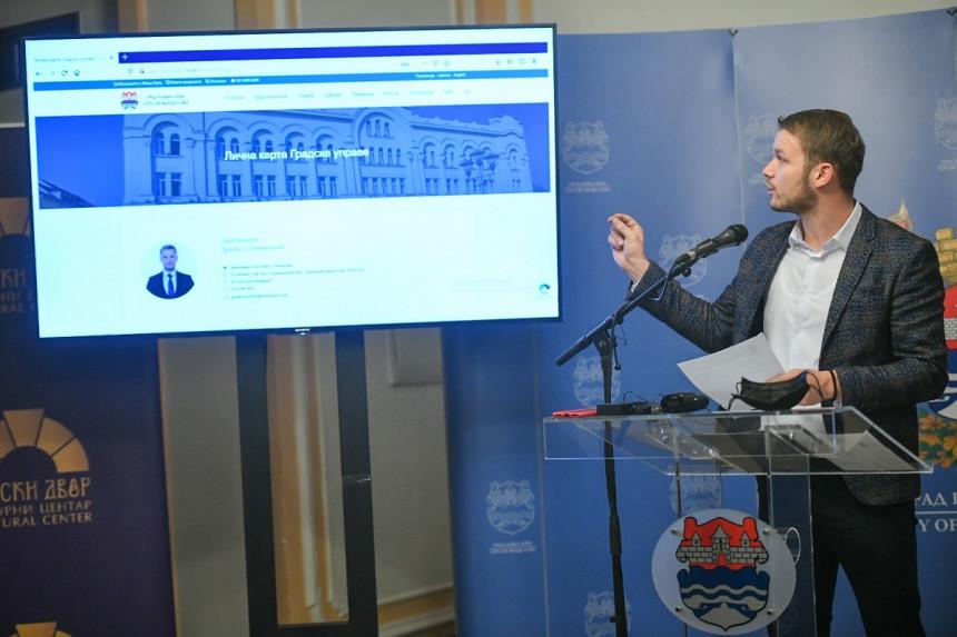 """Stanivuković objavio """"ličnu kartu Banjaluke"""""""