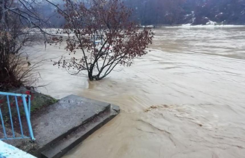 Vanredno u nekoliko gradova Srbije zbog poplava