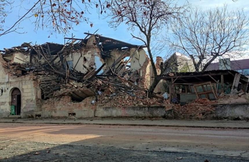 """Protiv potresa ne možemo se boriti kao protiv Srba"""