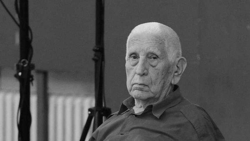 Umro čuveni košarkaški trener Borivoje Cenić