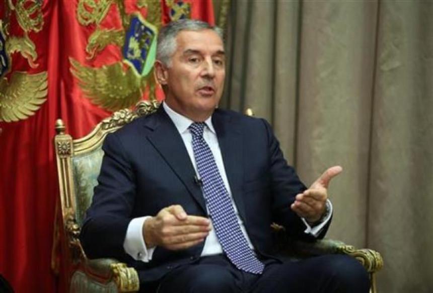 Ðukanović prihvatio poziv Krivokapića za sastanak