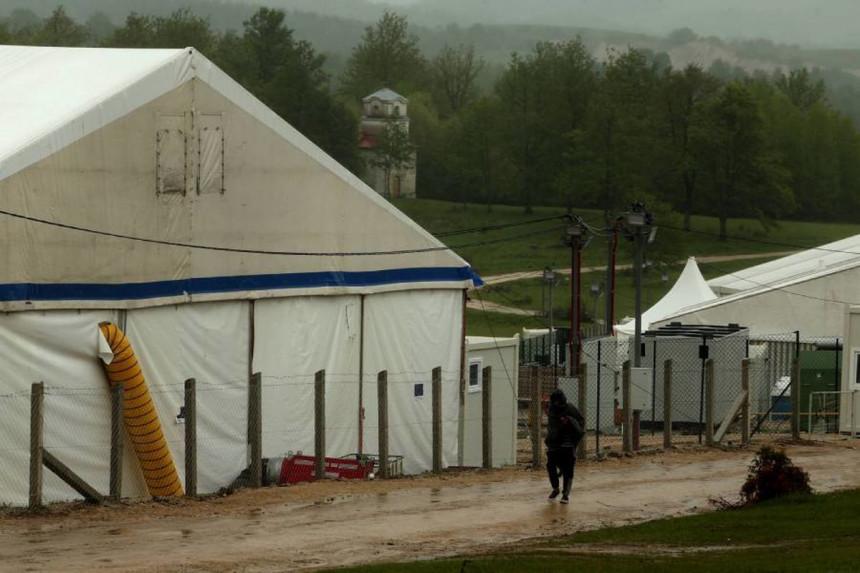 Neprihvatljivo: BiH upozorena zbog migranata