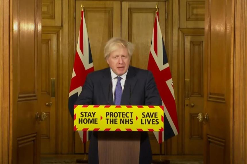 Džonson zatvara Britaniju, potreban test za ulazak