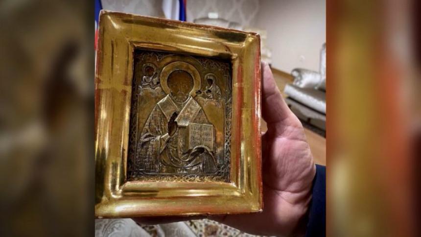 Русија још није добила доказе да је икона украдена