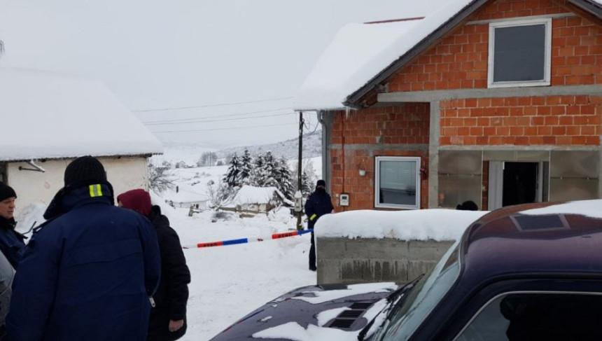 Osumnjičeni za trostruko ubistvo izvršio samoubistvo