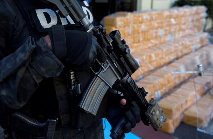 Španska policija oduzela dvije tone kokaina