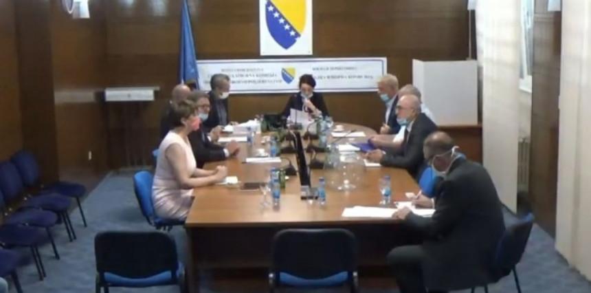 ЦИК о поништавању избора у Добоју и Сребреници