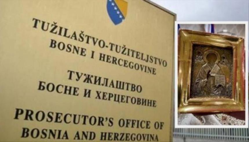 Тужилаштво БиХ од Комшића тражи све податке о набавци иконе