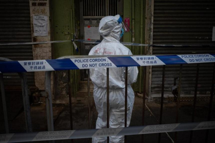 Uvode prvi lokdaun od početka pandemije