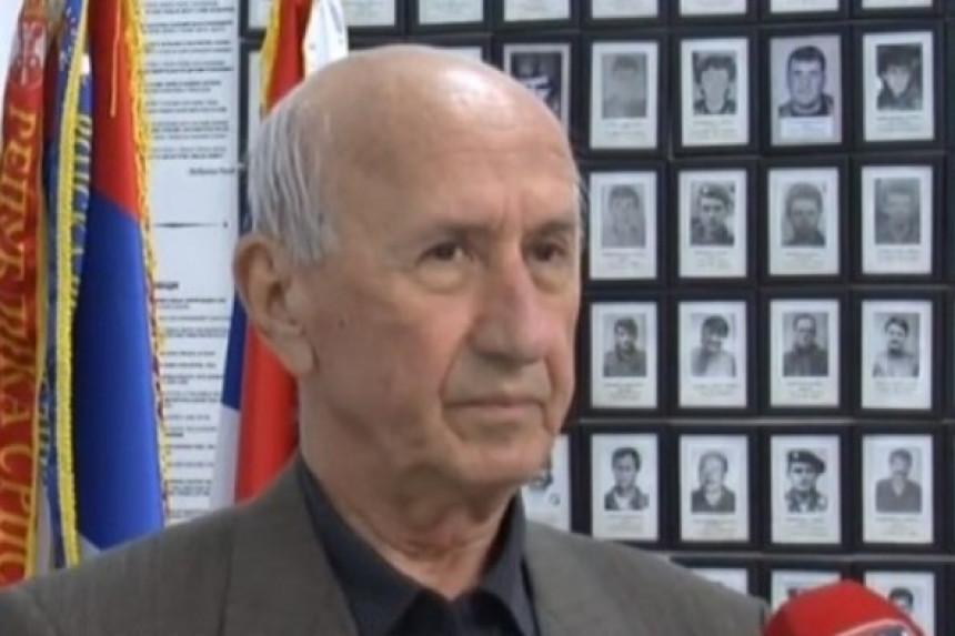 Бијељина: Преминуо Ђоко Пајић, потпуковник ВРС