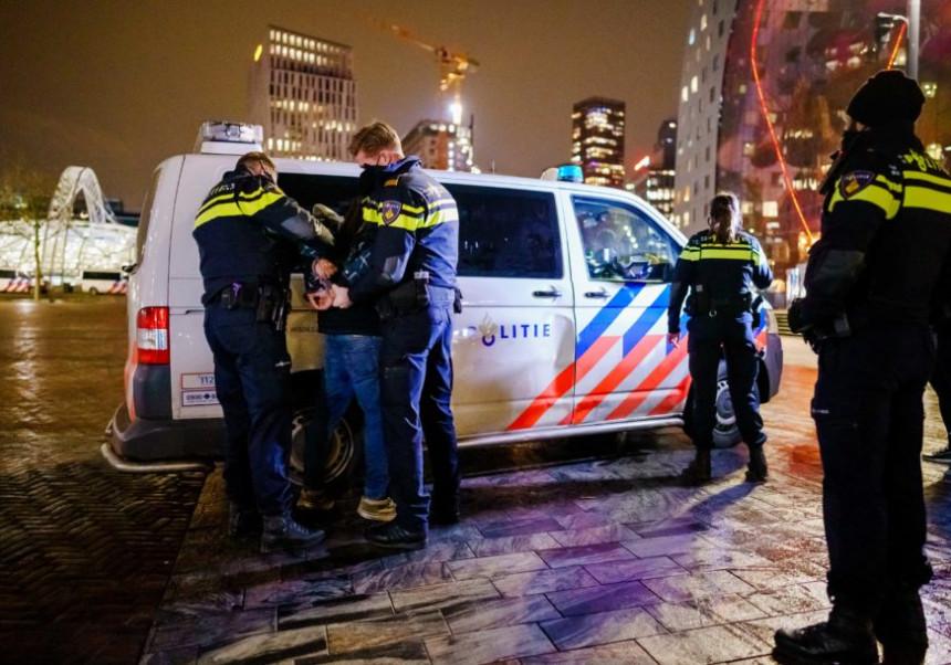 Ухапшено 25 особа, уручено 3.600 новчаних казни