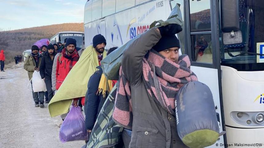 Kako se troši novac za smještaj migranata u BiH?