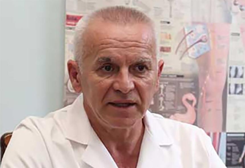 Sud potvrdio optužnicu protiv doktora Golića