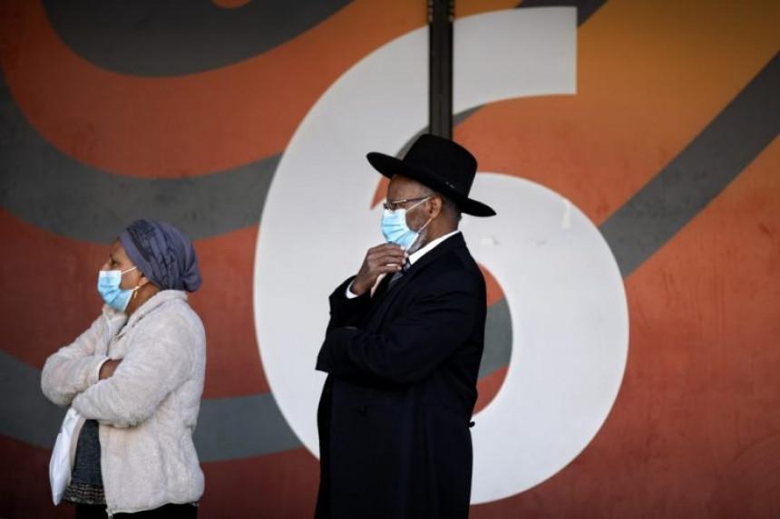 Vakcinisan cijeli Izrael - Nemaju više oboljelih