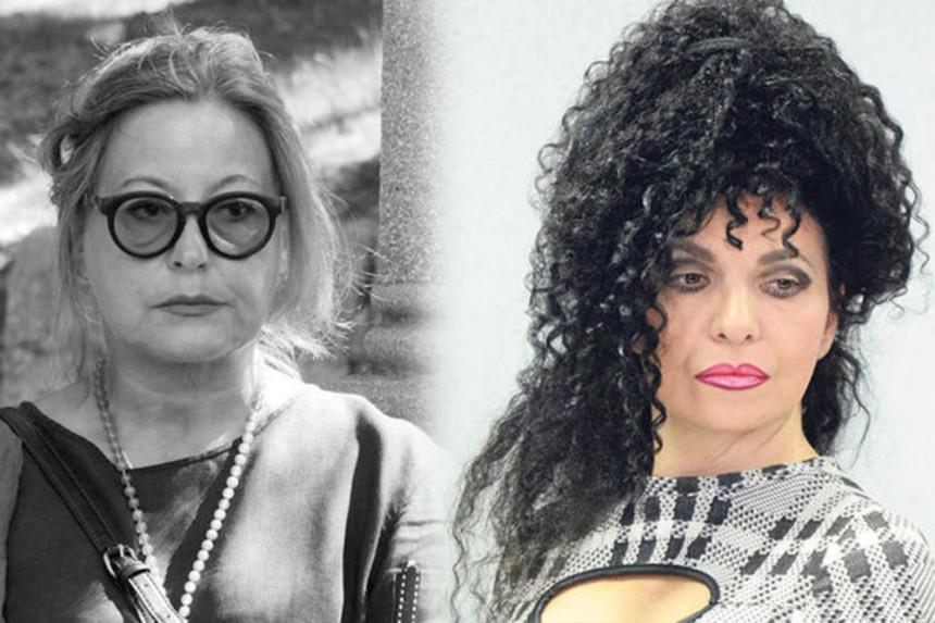 Лидија Вукићевић  затечена вијешћу о смрти Риалде!