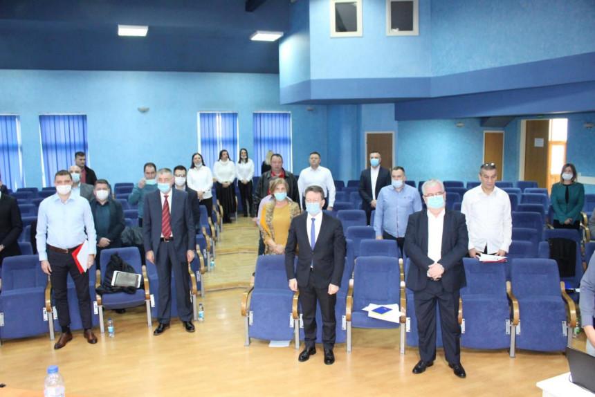 Угљевик: Изабрано руководство локалне скупштине