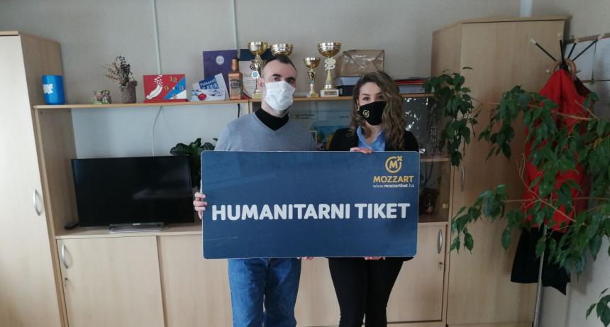Mozzartov mjesec humanosti - pomoć štićenicima Doma u Prijedoru