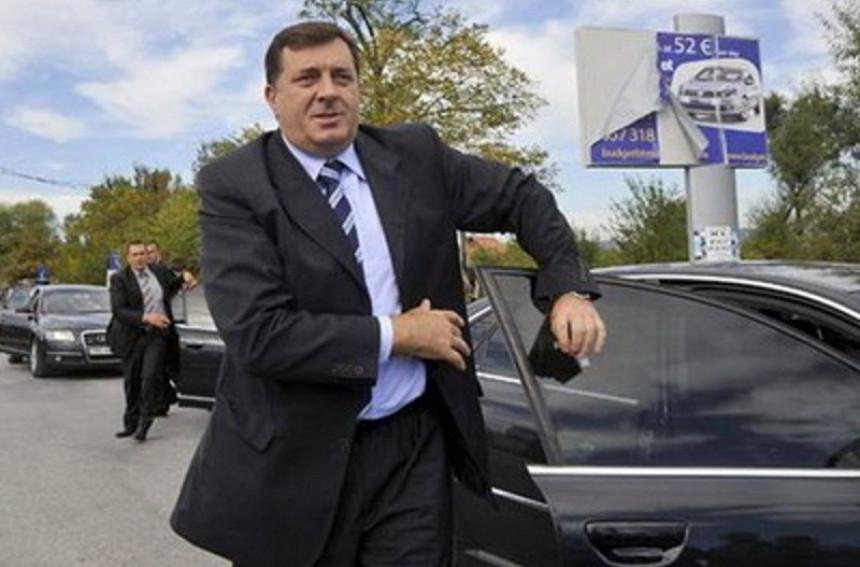 """Dodik saslušan u Tužilaštvu BiH zbog afere """"IKONA"""""""