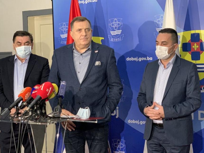 Dodik tvrdi: Nisam davao novac za politički angažman