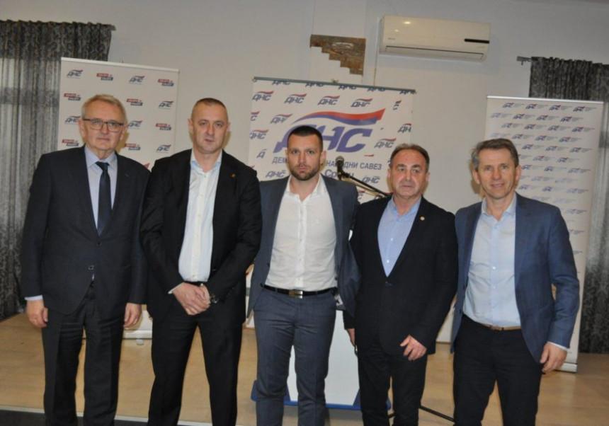 Nove snage: Saša Ilić predsjednik OO DNS Srbac