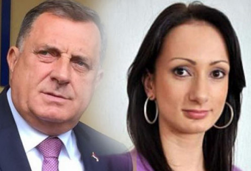 "Gorica Dodik: ""Nosite se u tri p... materine!"""