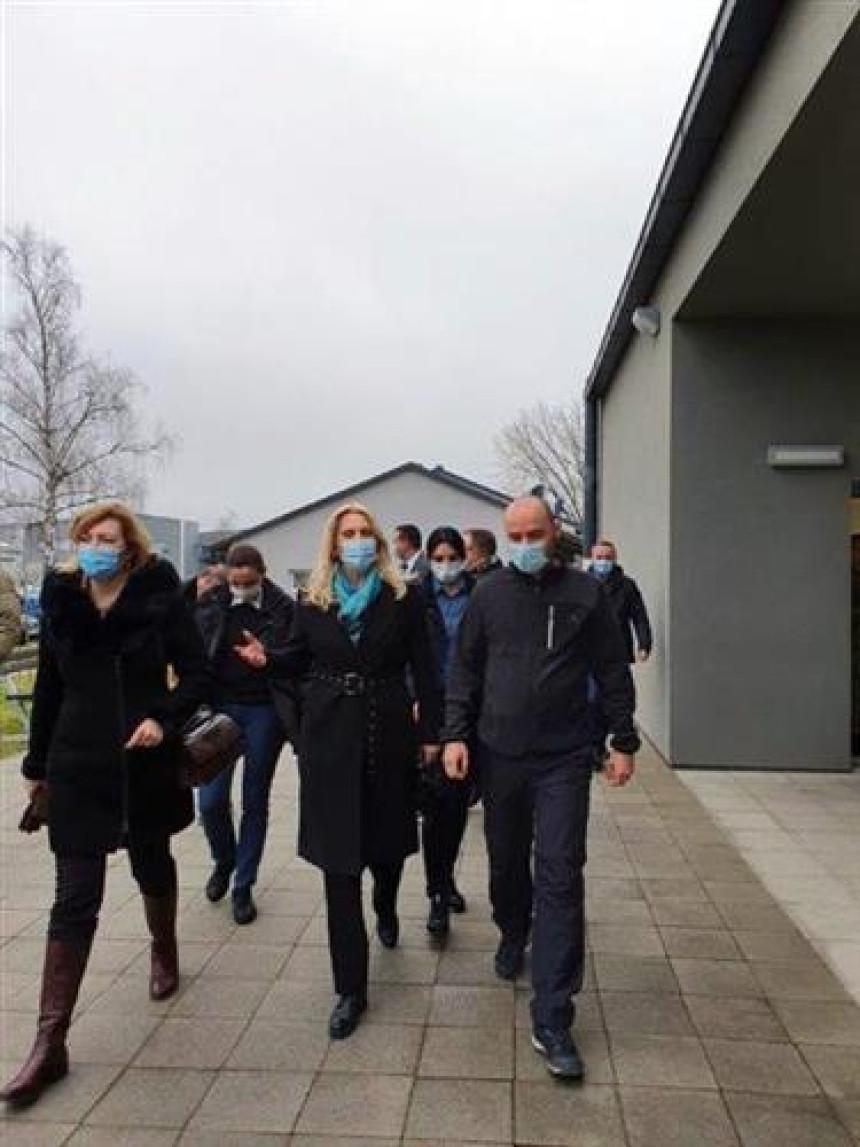 Srpska pomaže područja pogođena zemljotresom