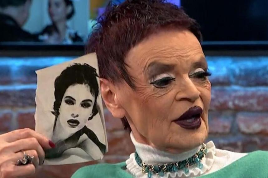Ruška pokazala sliku kad je imala 19 godina a sada misli da ima 40!?