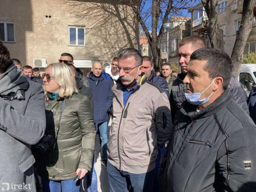 Nakon protesta u Trebinju oglasio se Marko Zvijer