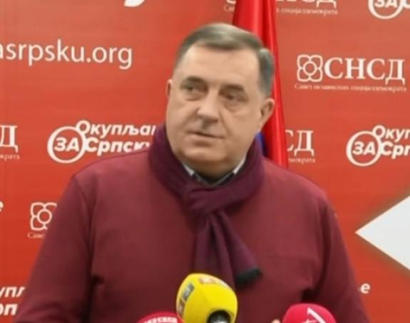 Prekinuli utakmicu RTRS-a da bi utrčao Dodik?!