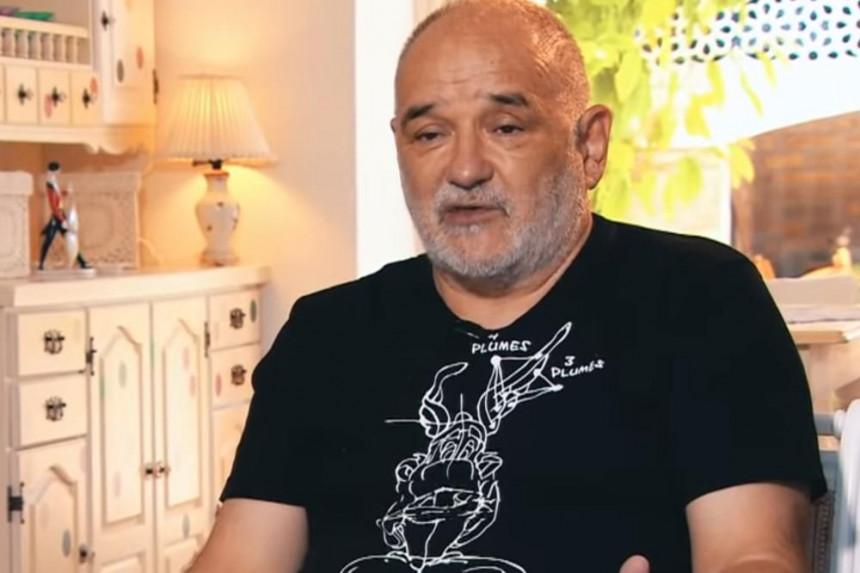 Đole Balašević hospitalizovan zbog upale pluća!