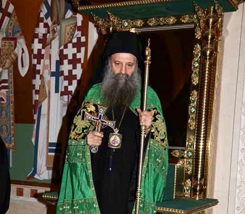 Порфирије нови патријарх СПЦ, устоличење сутра у Саборној цркви