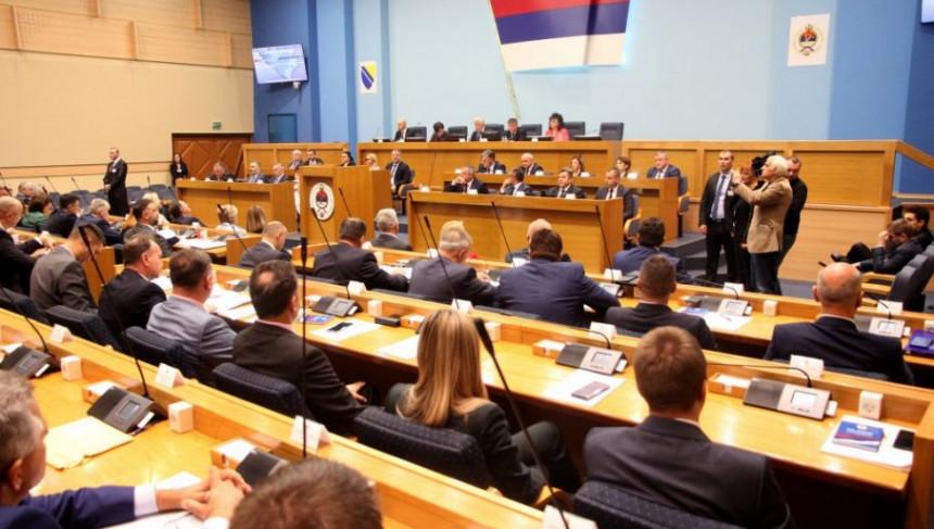 Incko neće doći u Narodnu skupštinu Republike Srpske