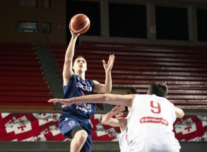 Srpski košarkaši plasirali se na Evropsko prvenstvo