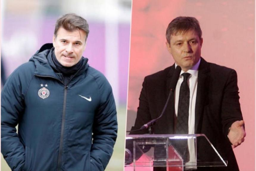 Увијек гласам за легенде српског фудбала!