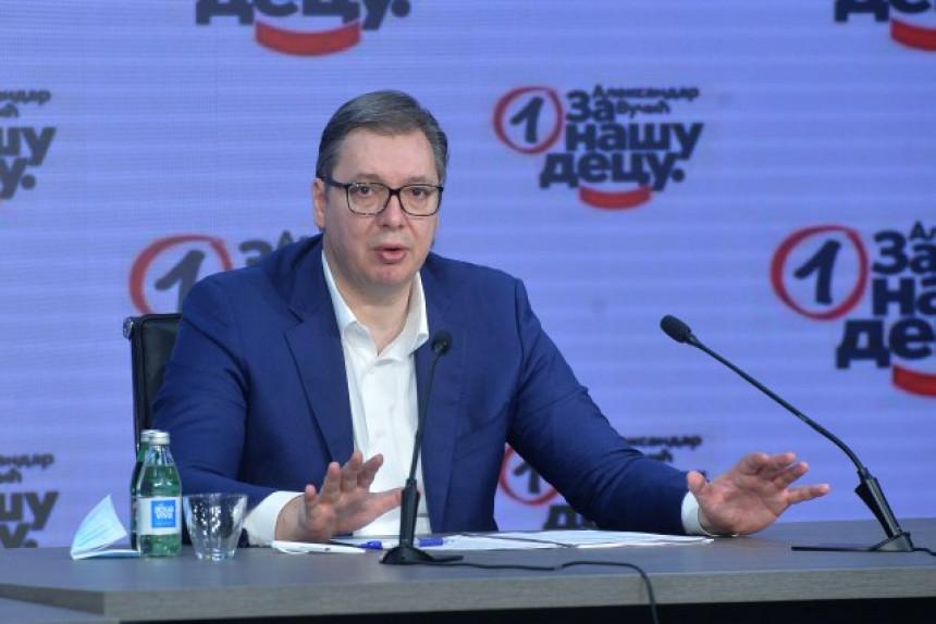 Srbiji slijedi težak period zbog Kosmeta i Srpske