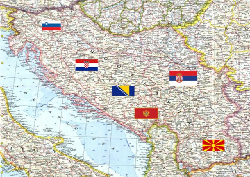 Pogledajte gdje se najbolje živi u bivšoj Jugoslaviji
