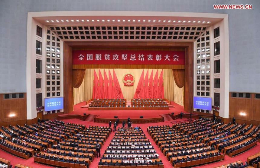 Kina je postigla pobjedu u borbi protiv siromaštva