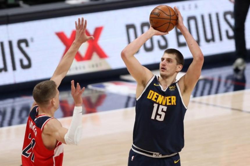 Nikola Jokić nije uspio da spriječi poraz Denvera