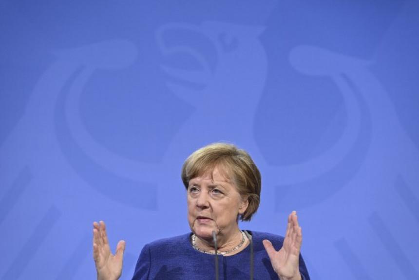 Angela presudila: Ja se time neću vakcinisati